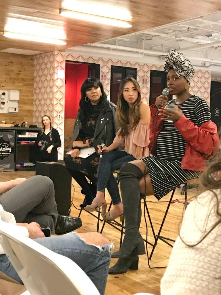 Jane Ko and Paola Mathe on the Shape Shifting Social Panel
