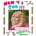 Ana Victoria Calderon on the Creative Queso Podcast