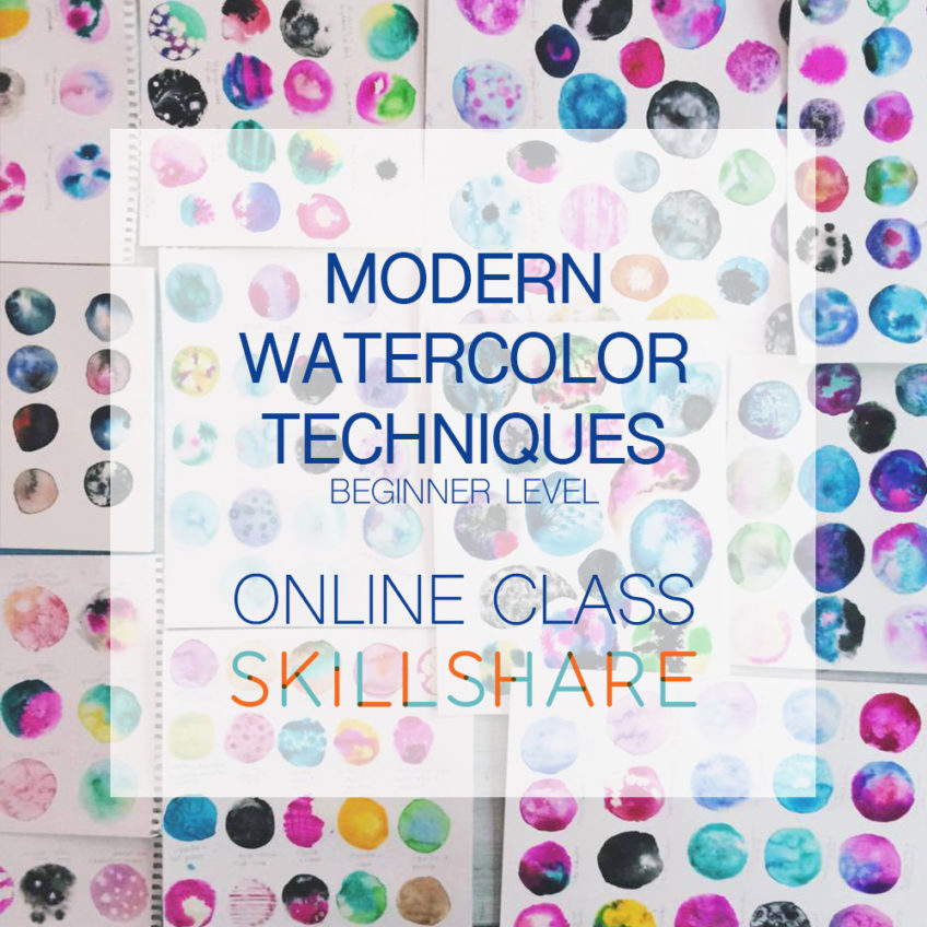Skillshare classes by Ana Victoria Calderon