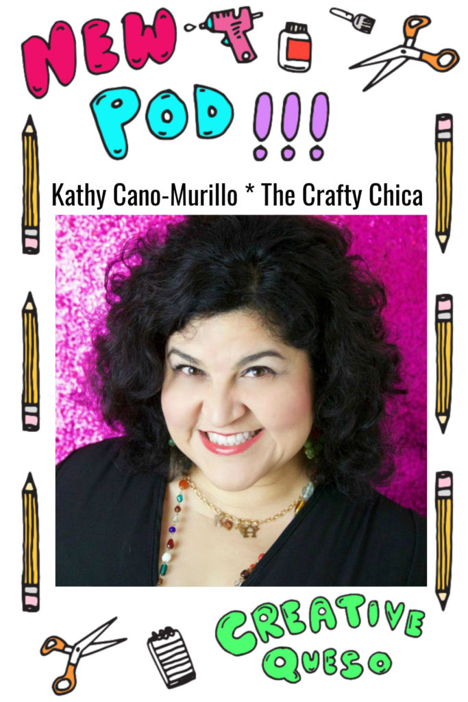 Kathy Cano Murillo from The Crafty Chica