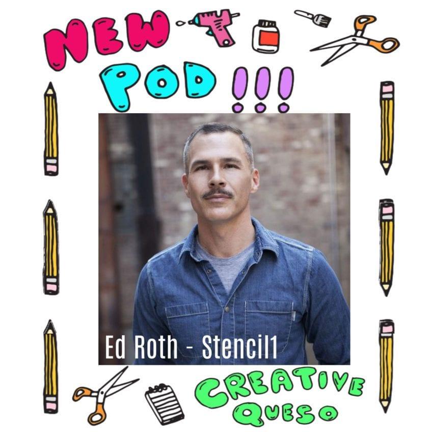 Ed Roth of Stencil1