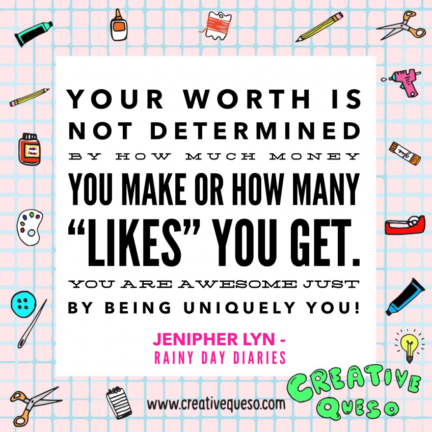 Jenipher Lyn empowering quote