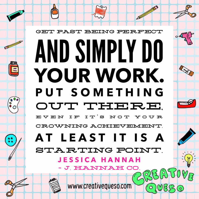 Jessica Hannah of J. Hannah Co. on getting started in business.