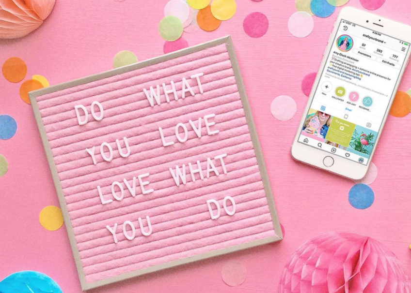 Do What you Love - Craft Your Brand Marketing