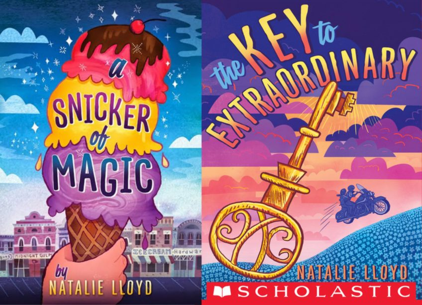 Natalie Lloyd books