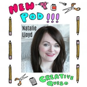 Author and New York Times Best Seller Natalie Lloyd